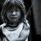 Indigena, Rio Caura, Venezuela