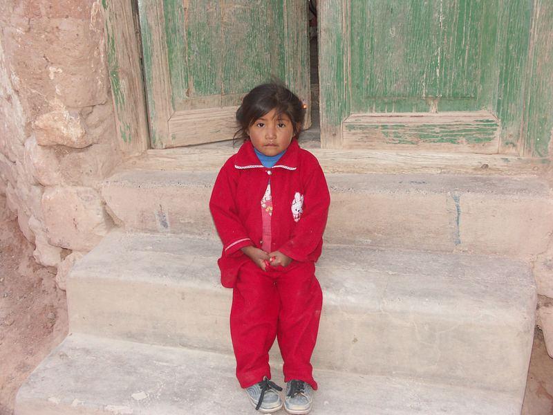 Indio-girl