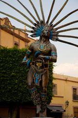 Indio Krieger aus Queretaro