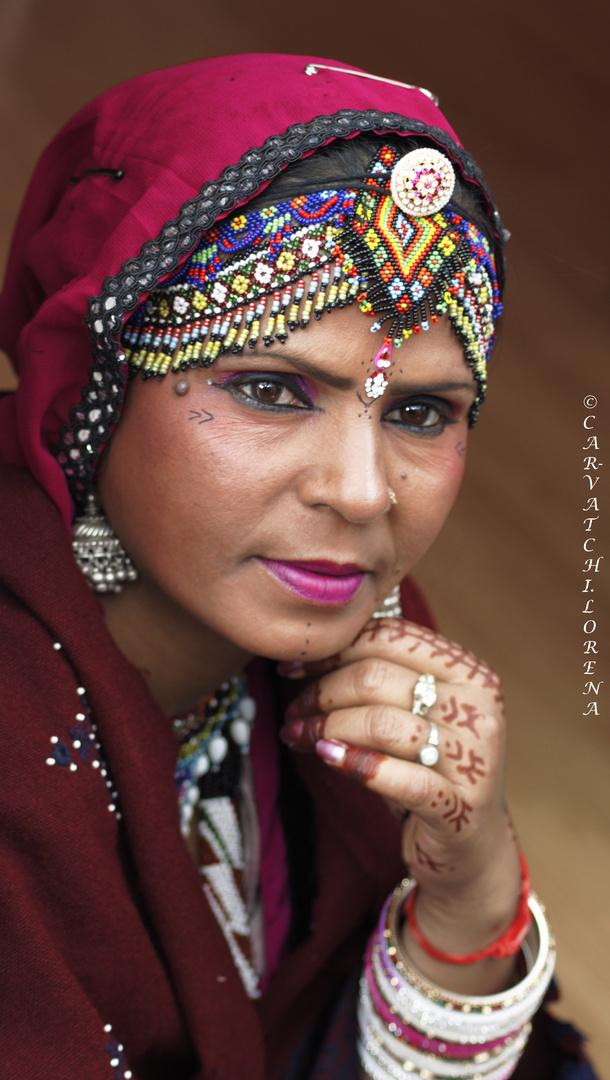 Indische Frau Foto & Bild | portrait, portrait frauen