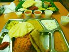 Indische Vegetarische Essen