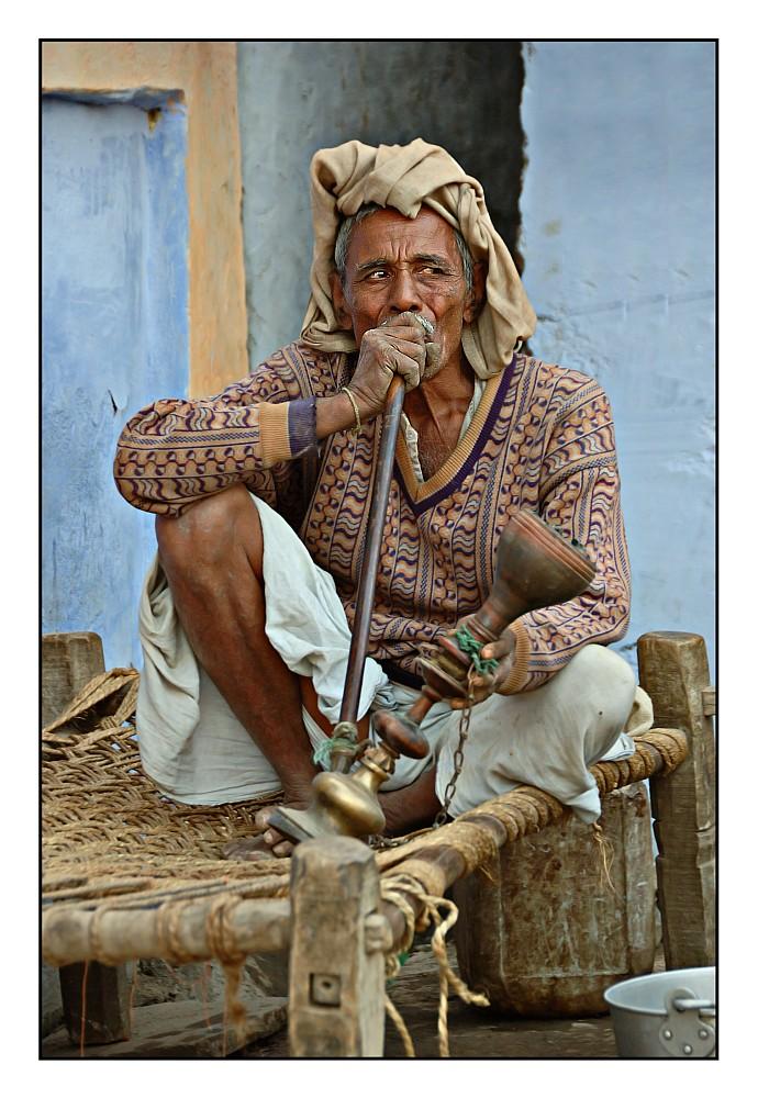 Indischen Pfeifchen