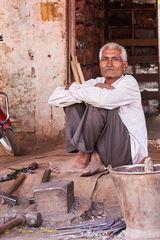 Indischer Schmied