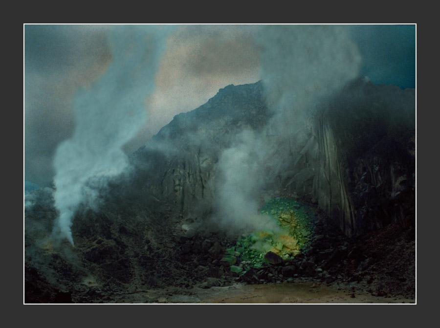 Indonesia/Sumatra/Gunung Sibayak 2