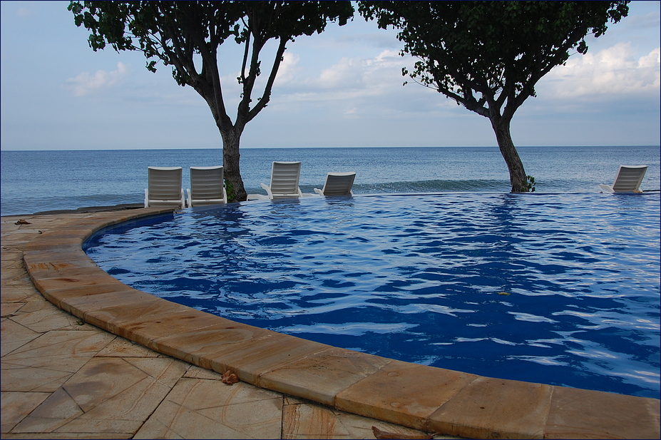 Indonesien - Bali - Zwei Horizonte