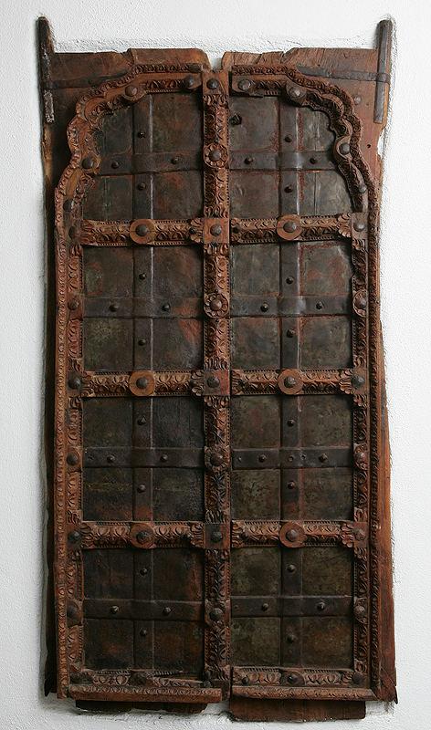 Indo/Portuguese Door