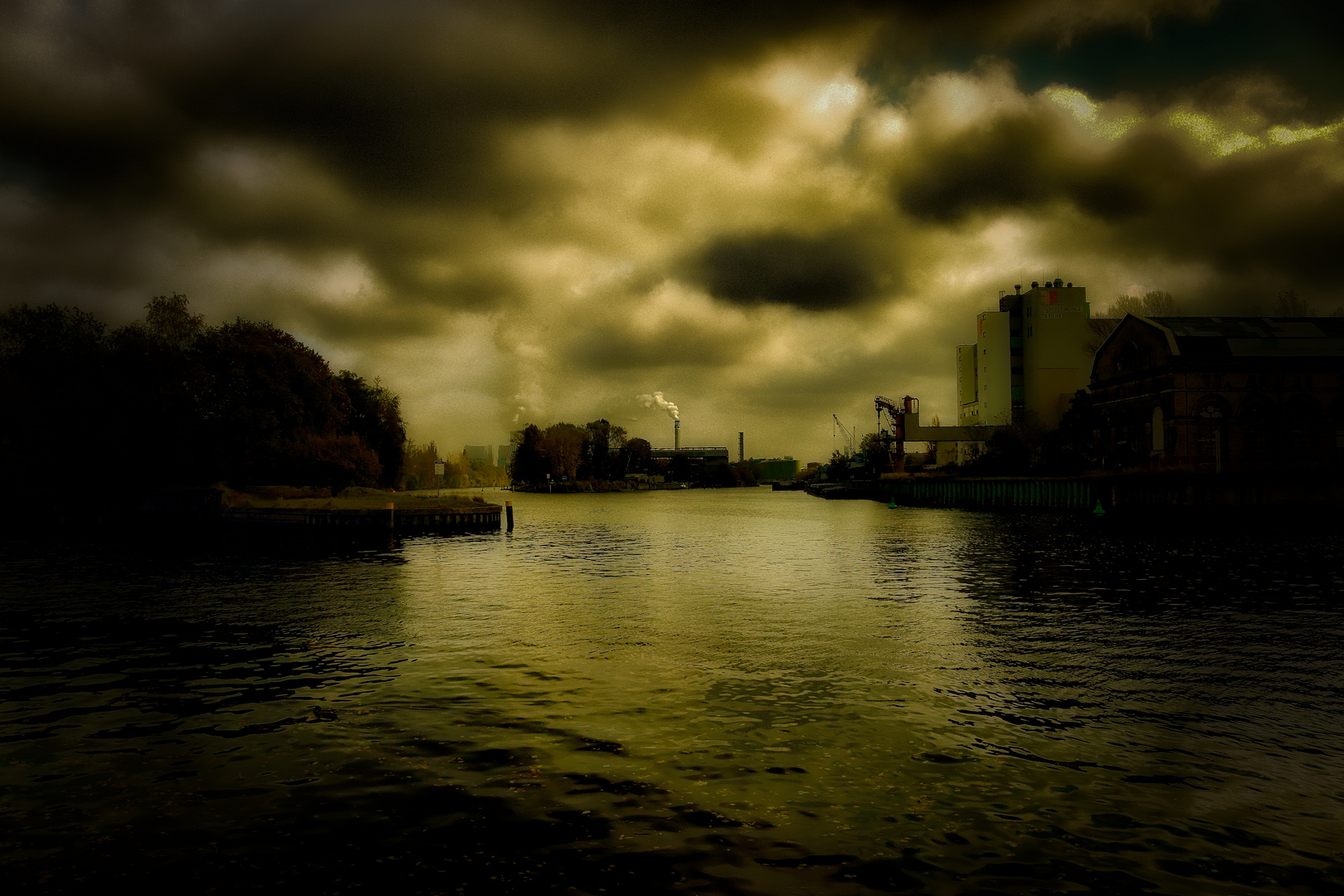 Industrial Berlin