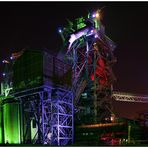industrial estate at night II.
