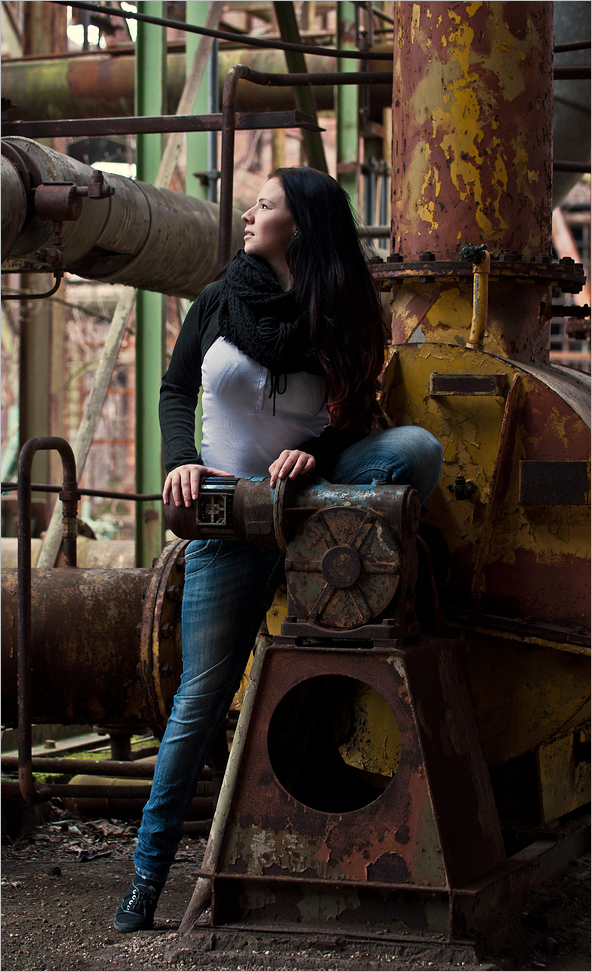 Industrial Princess