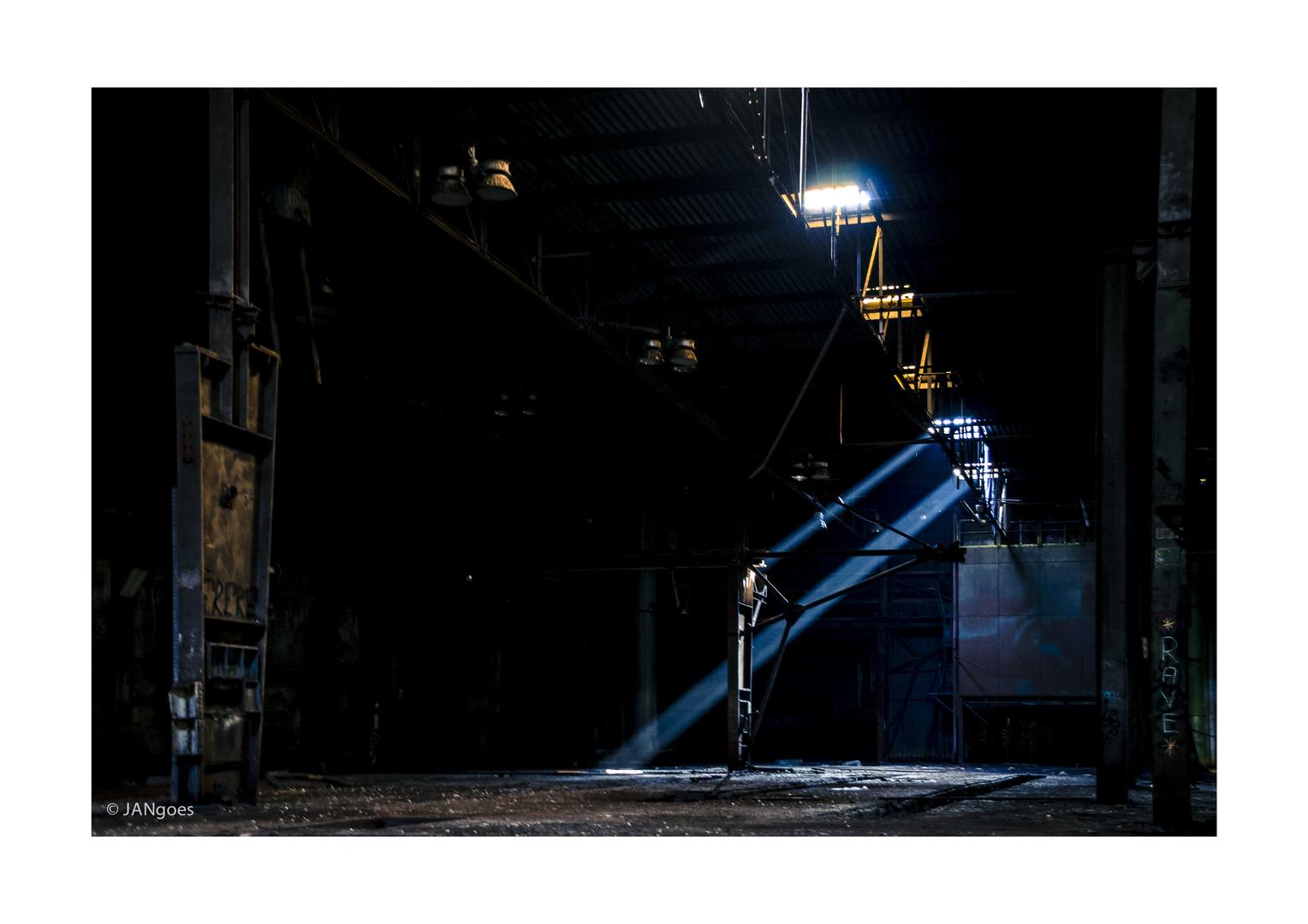 Industrie 005 Licht