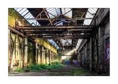 Industrie 011 Licht von rechts