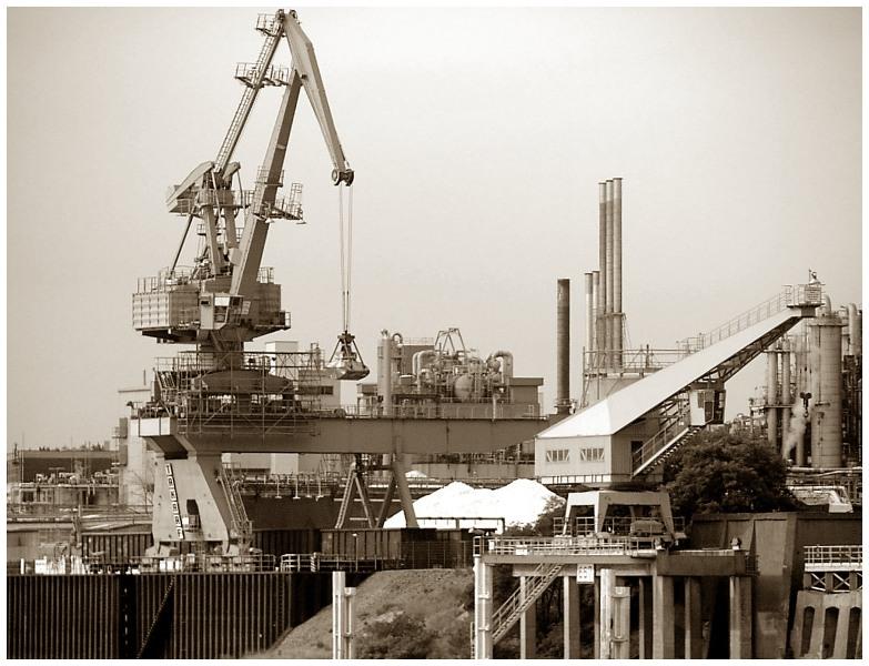 Industrie am Rhein (Niederkassel)