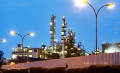 Industrie - Duisburg