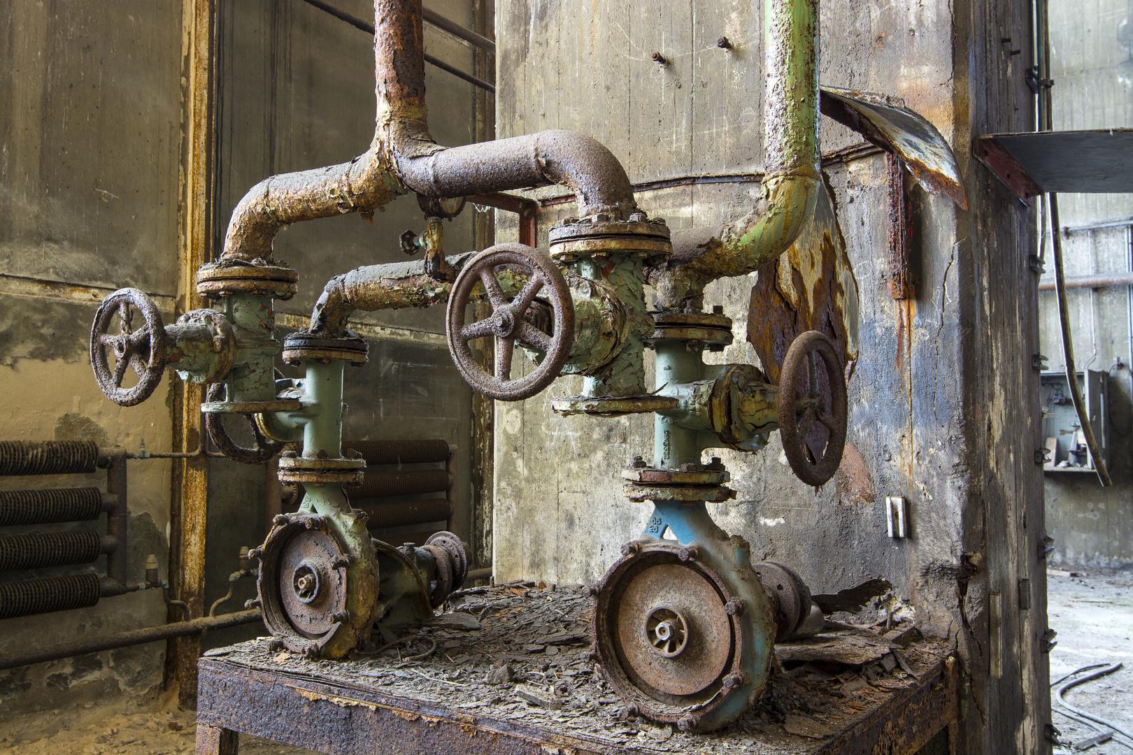 Industrie im Ruhrgebiet I