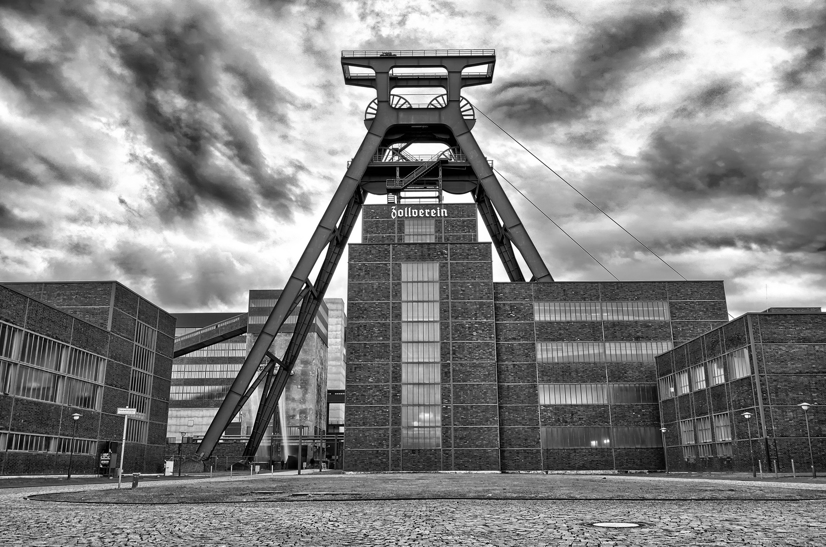 Industrie-Kathedrale