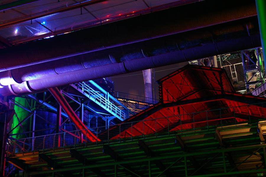 Industrie - Kultur - Bühne