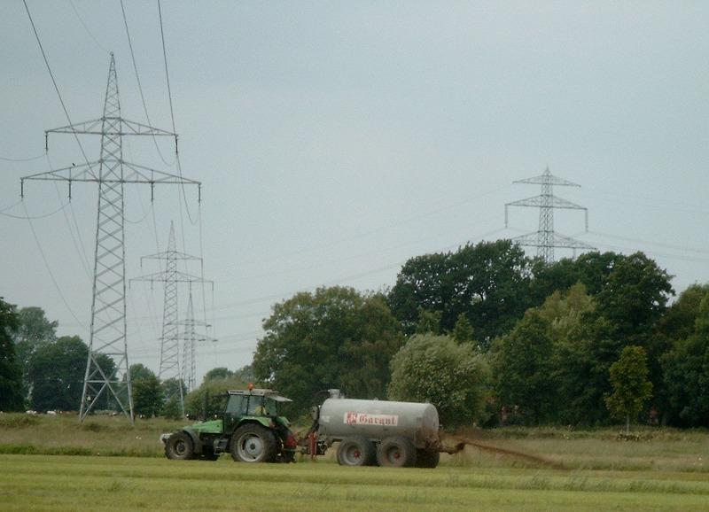 Industrie-Landschaft