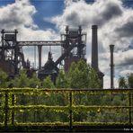Industrie und Natur .... im LaPadu am Tag der Fotochallenge 2014