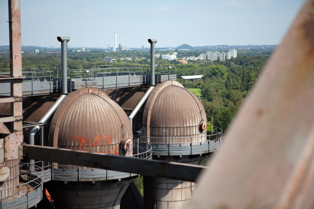 Industrieanlagen IV
