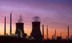 Industrieanlagen Köln-Godorf