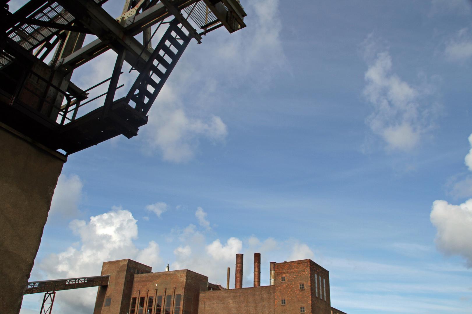 Industriebrache Peenemünde