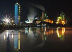 Industriehafen Lünen.