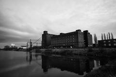 Industriehafen Magdeburg