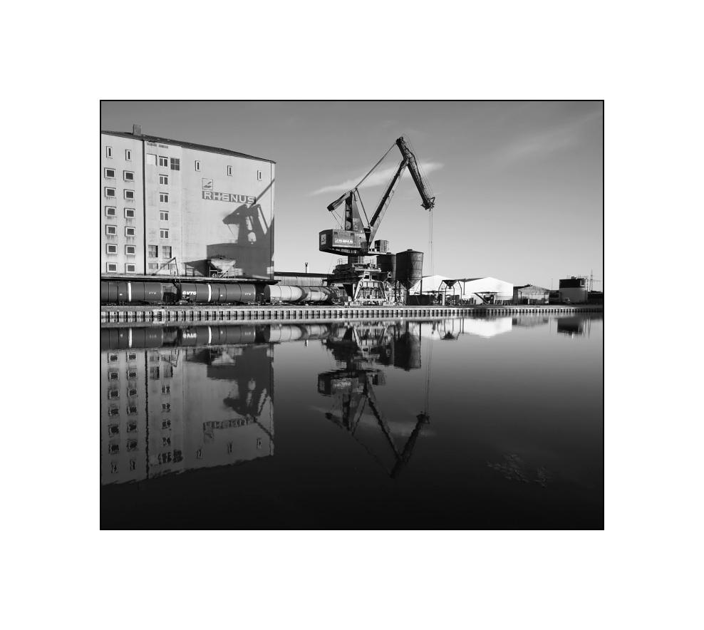 Industriehafenknypsbild