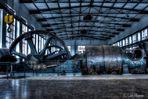 Industriekultur: Kokerei Hansa (dunkles HDR)