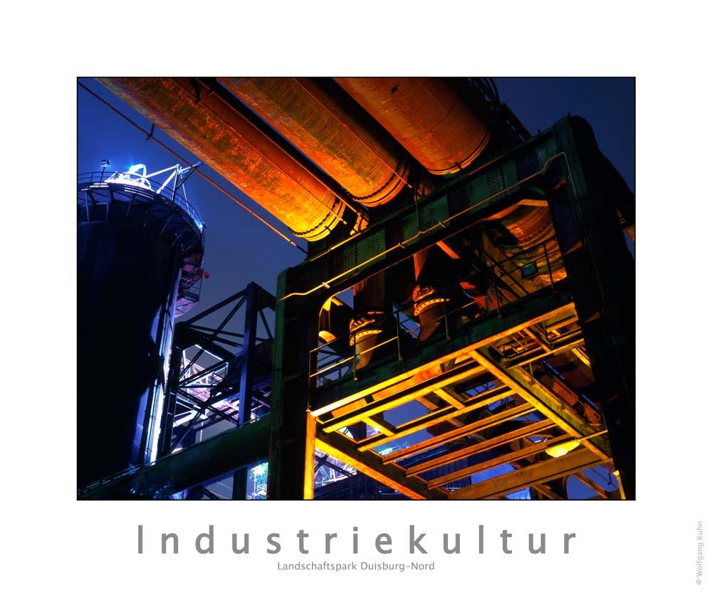 Industriekultur Landschaftspark DU-Nord