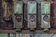 Industriekultur pur - Schaltzentale