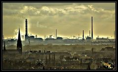 """ Industrielandschaft """