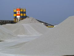 Industrielandschaft Greifswald-Wiek