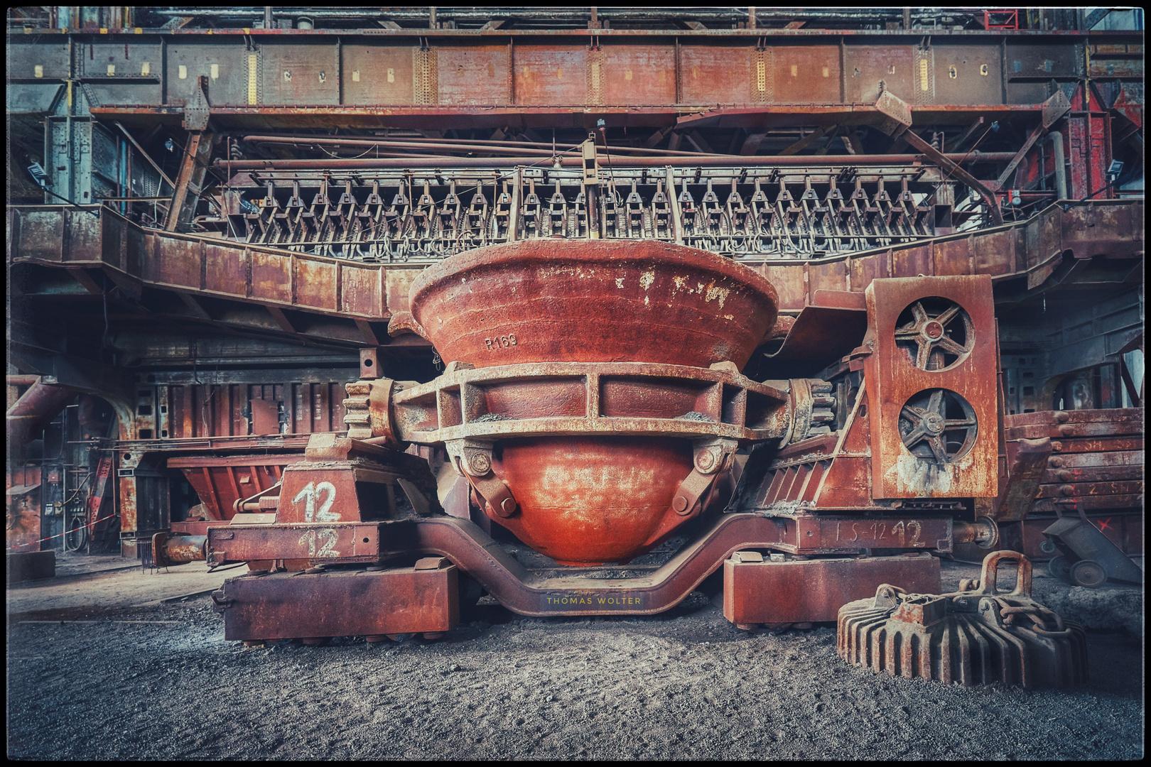 Stahlwerk Brandenburg