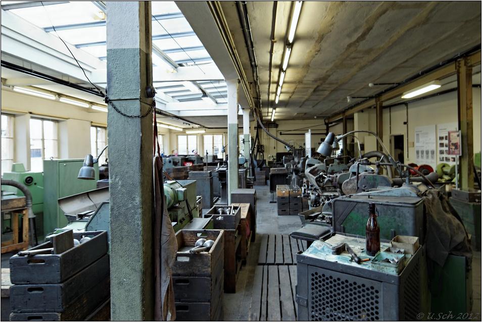 Industriemuseum Lauf (I)