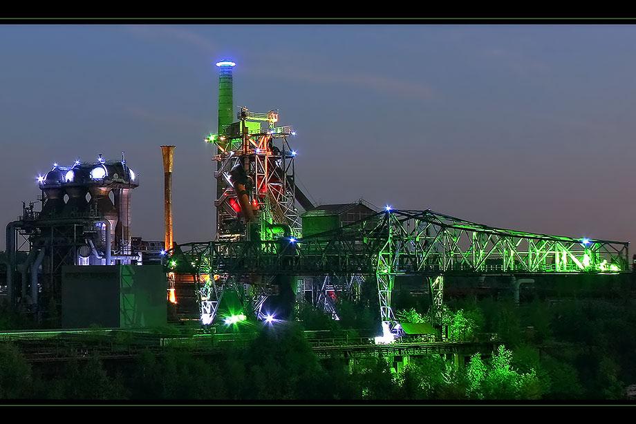 Industrieromantik...