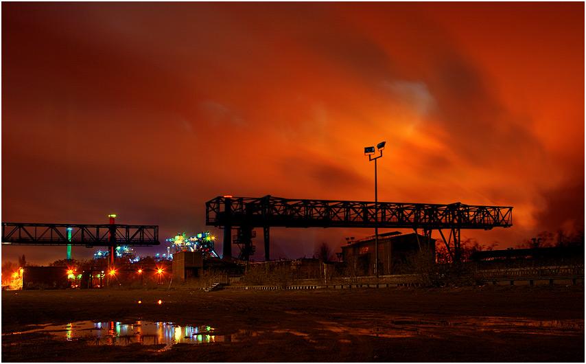Industrieromantik - LaPa - Duisburg