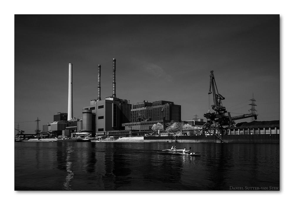 Industriestadt Mannheim