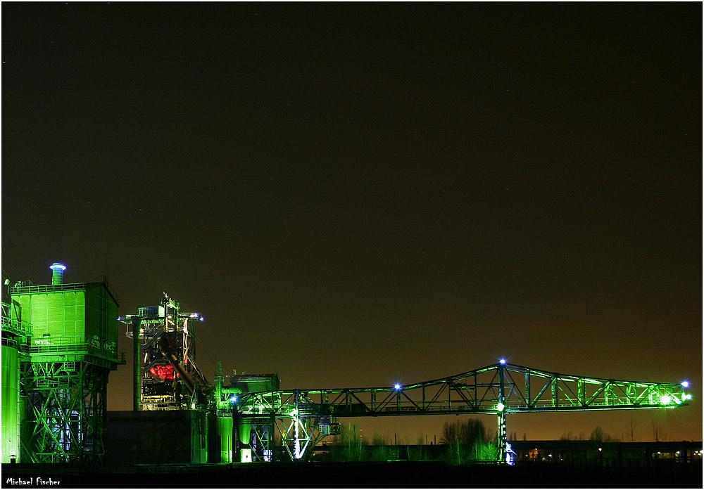 Industry - Night Glow