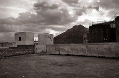 Industry Zone - abandoned zone - Port of Termini Imerese - Sicily