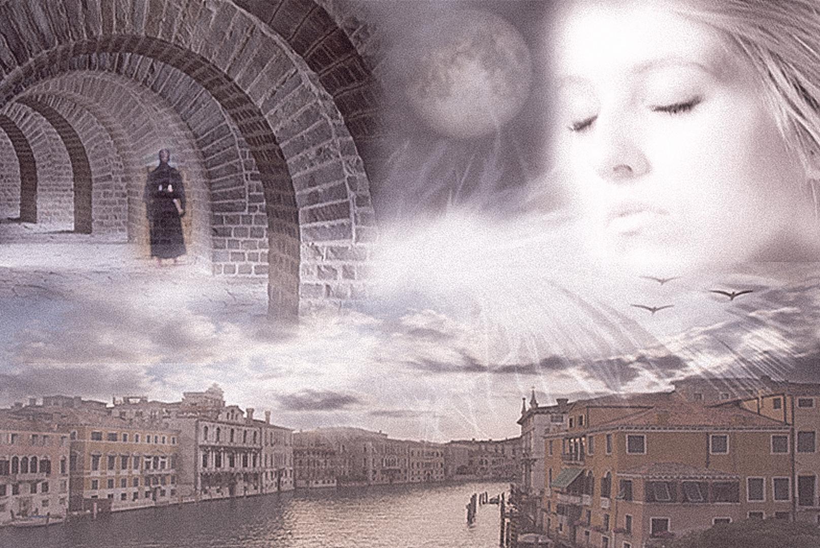 Infinitas-Engel des Zwielichts