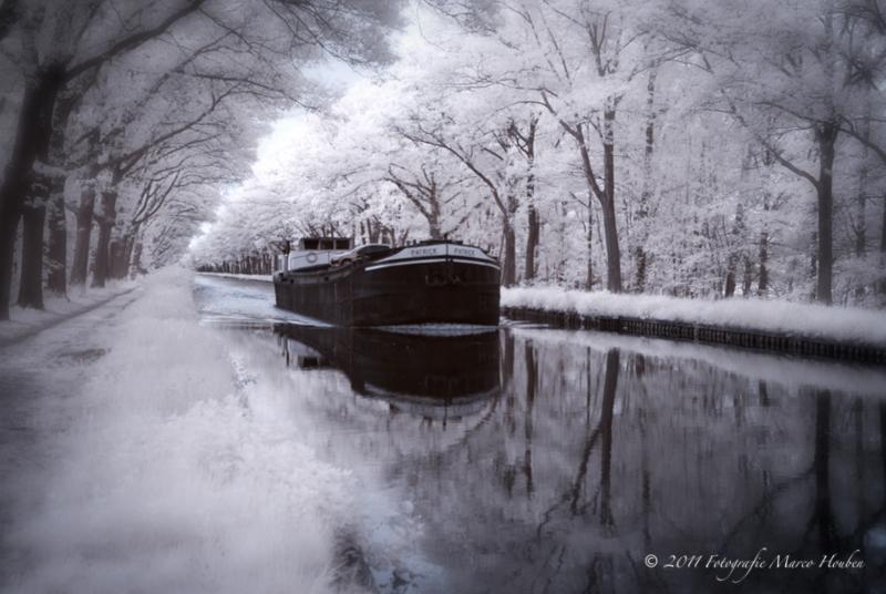 infrared boat