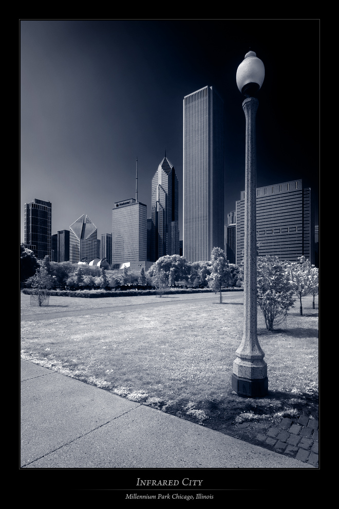 Infrared City of Chicago