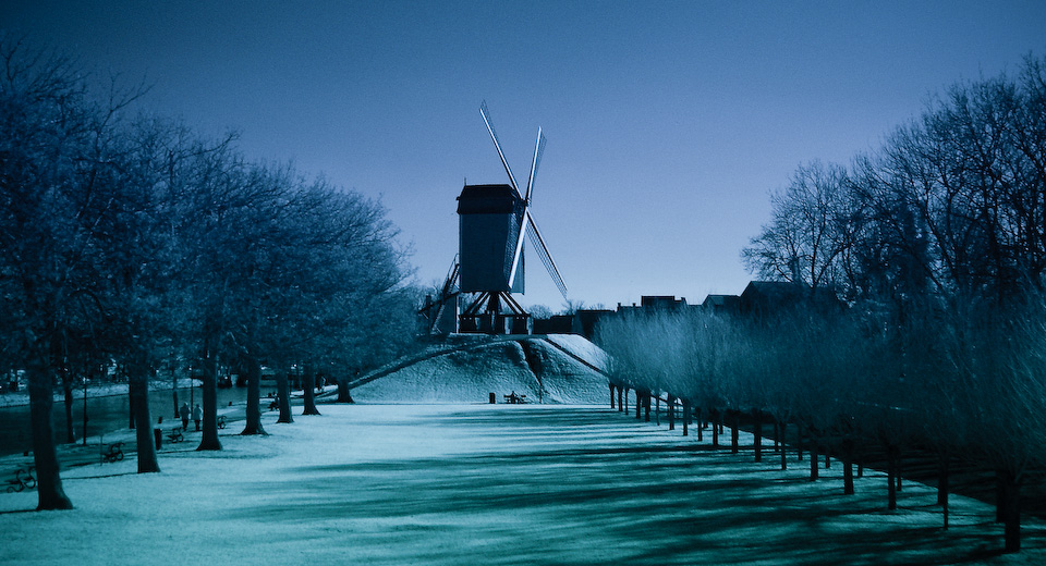 Infrared Mill
