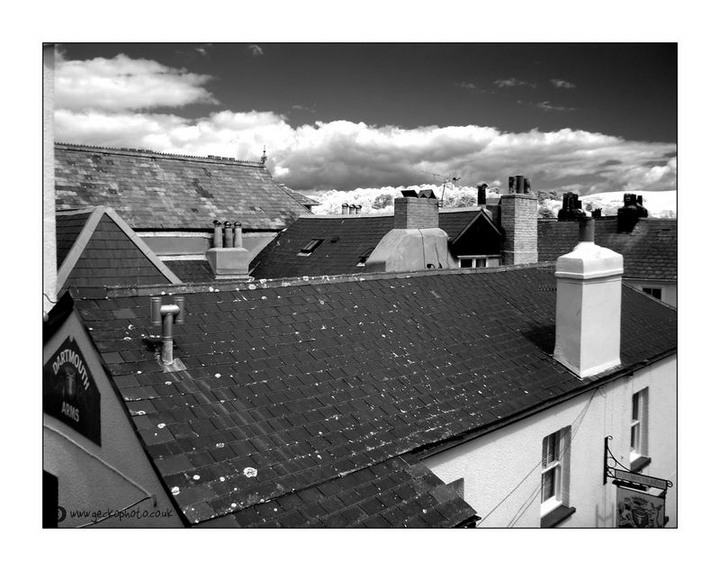 Infrared Roof Tops