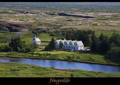 Þingvellir - ein Stück Geschichte Islands