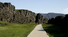 Þingvellir, innen