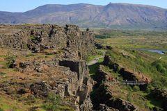 Þingvellir - Zwischen den Kontinenten