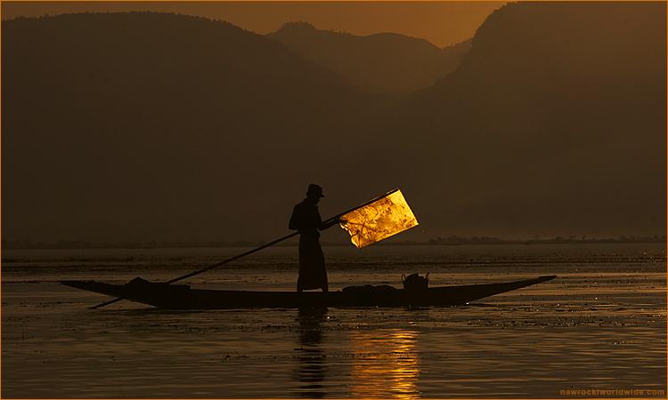 Inle Boatman