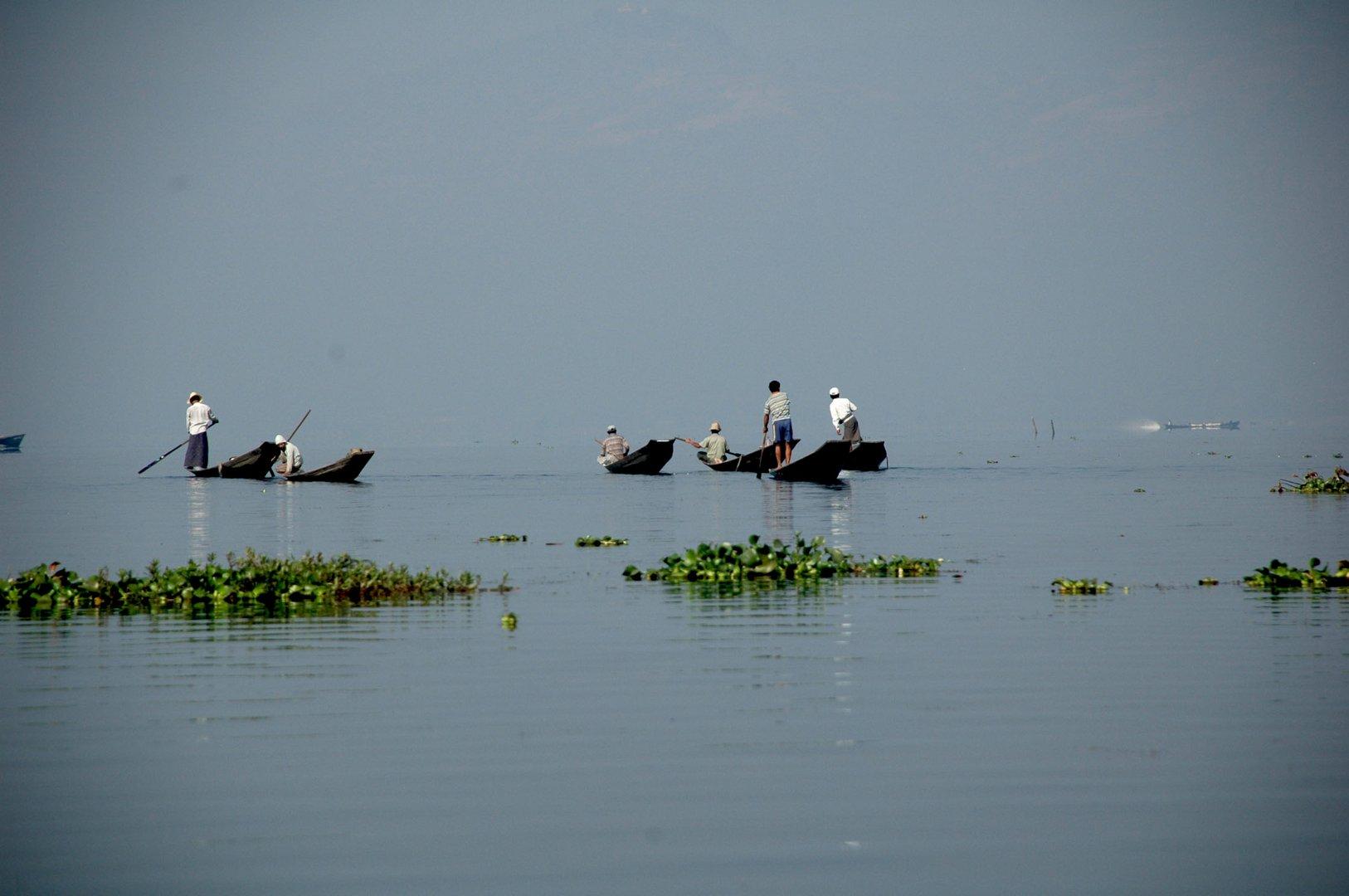 Inle. Myanmar